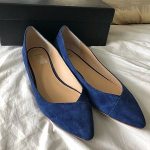 Blue Suede Joes Jeans Flats